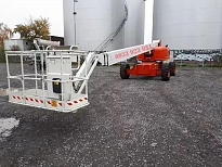 Stick boom Man Lift-S85-28M-Working Height